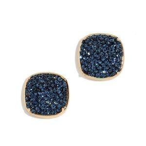 Kate Spade / Pave Square Stud Earrings